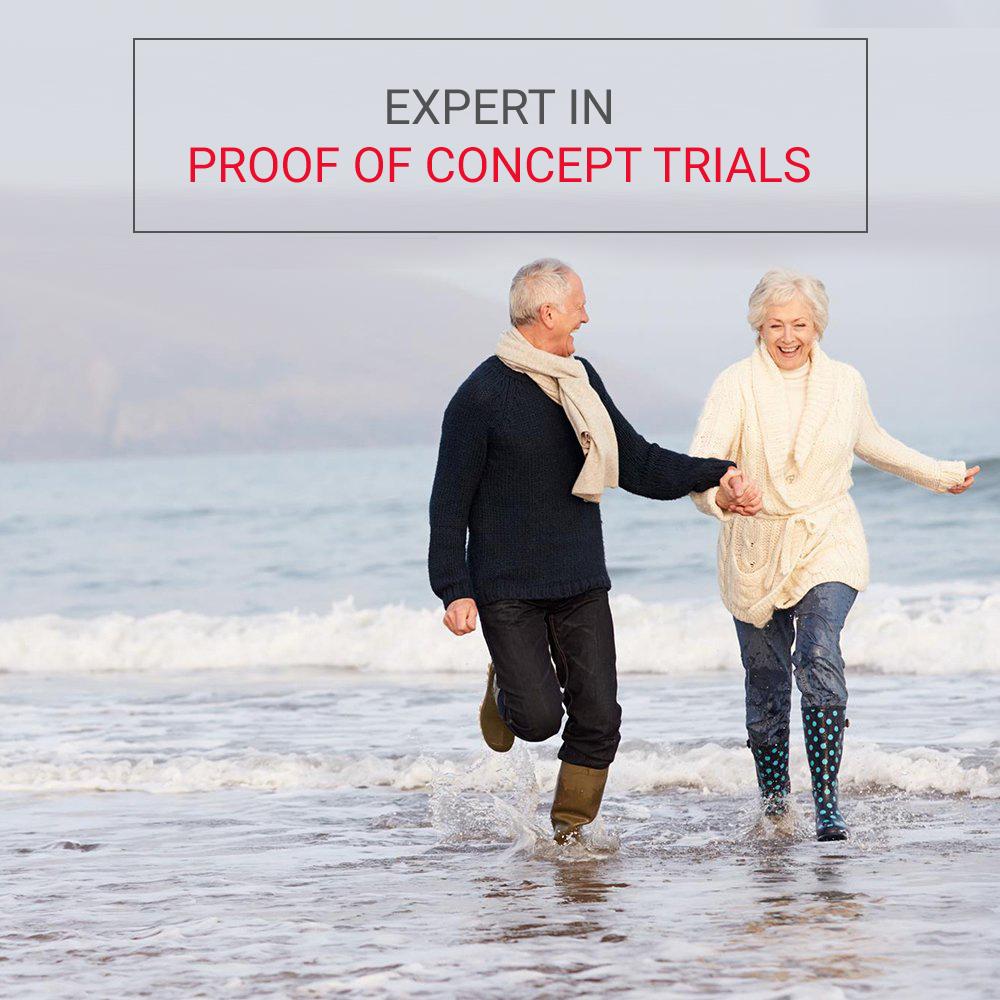 Proof of concept trials
