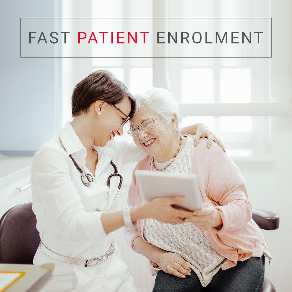 Fast patient